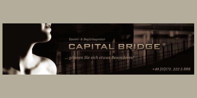First Class Escort Girls Agentur Berlin Capital Bridge®