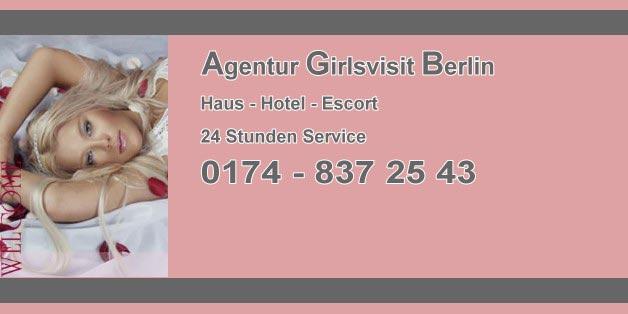Escort Service Berlin Agentur girlsvisit.de