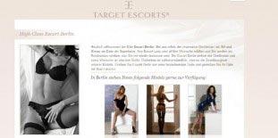 High Class Escort Girls Berlin: target-escort.de Escortservice